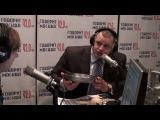 Александр Муромский, самый сильный мужчина России, согнул сковородку (!) в трубочку в прямом эфире 92 FM Говорит Москва