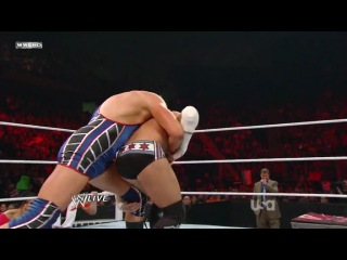 WWE Monday Night RAW �� �������